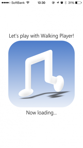 Walkin'Player