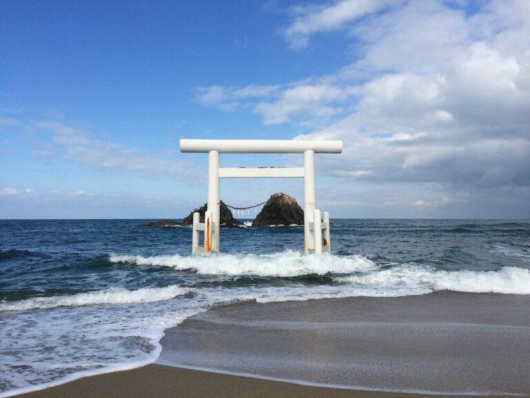 写真:糸島 桜井二見ヶ浦