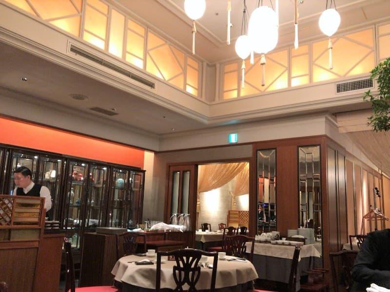 市ヶ谷 中国飯店