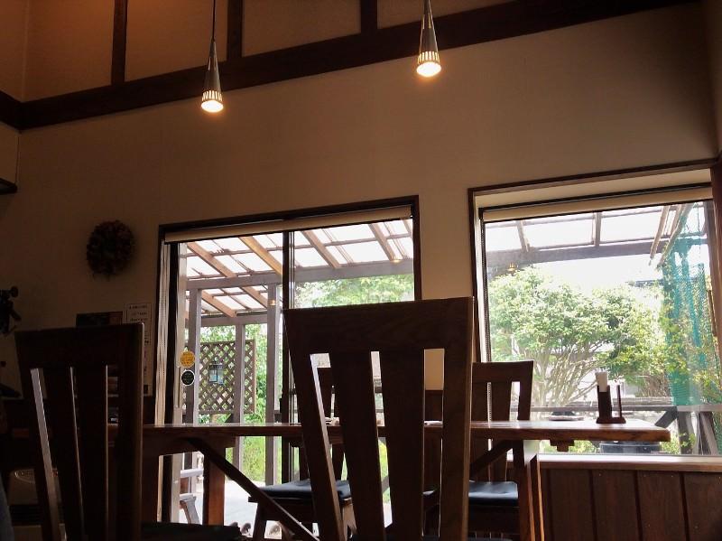 写真:ウッチーノ食堂 室内