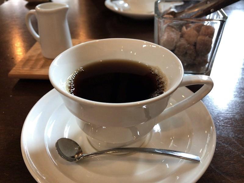 写真:ウッチーノ食堂 コーヒー