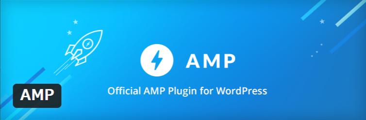 イメージ:WordPressプラグイン「AMP」ロゴ