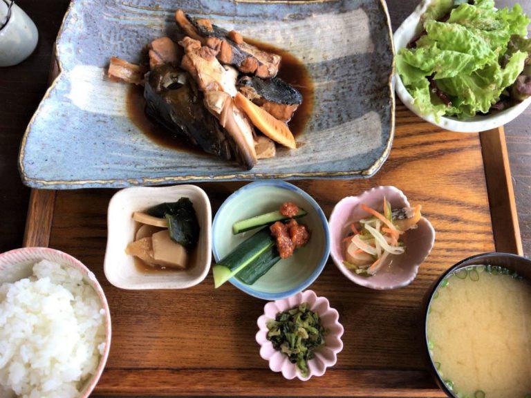 写真:糸島 御飯屋おはな 魚料理セット