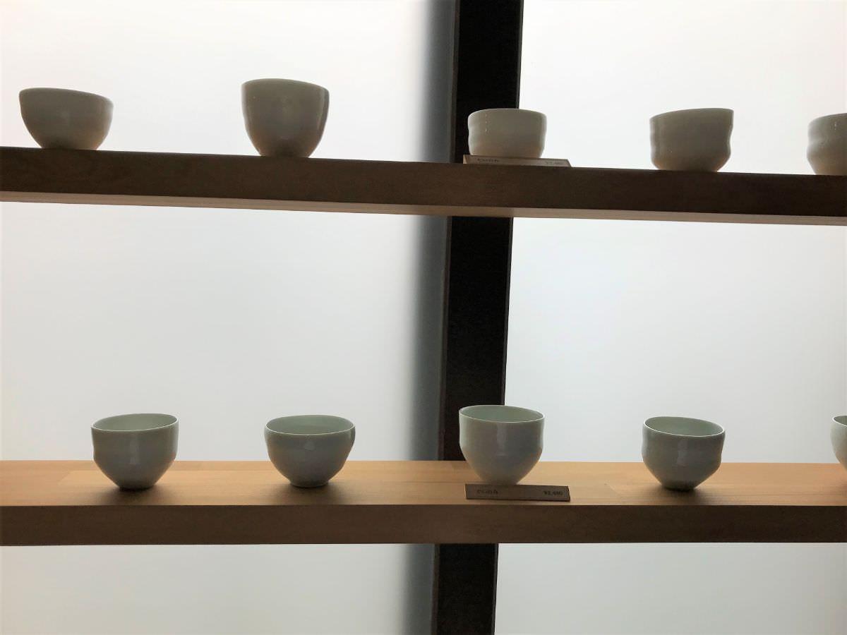 写真:有田陶器市 G工房の食器