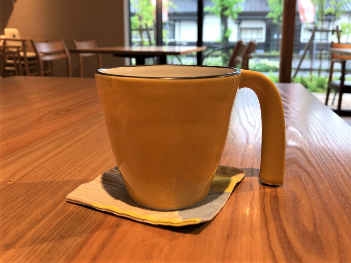 写真:Cafe Rundのマグカップ