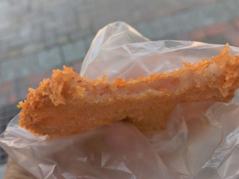写真:ふじ川蒲鉾店 魚ロッケ