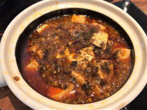 写真:蓮華 麻婆豆腐