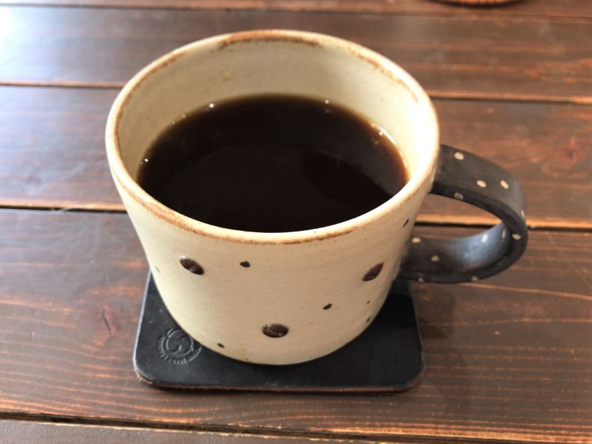 写真:糸島 Kafuwa Coffee 深煎りコーヒー