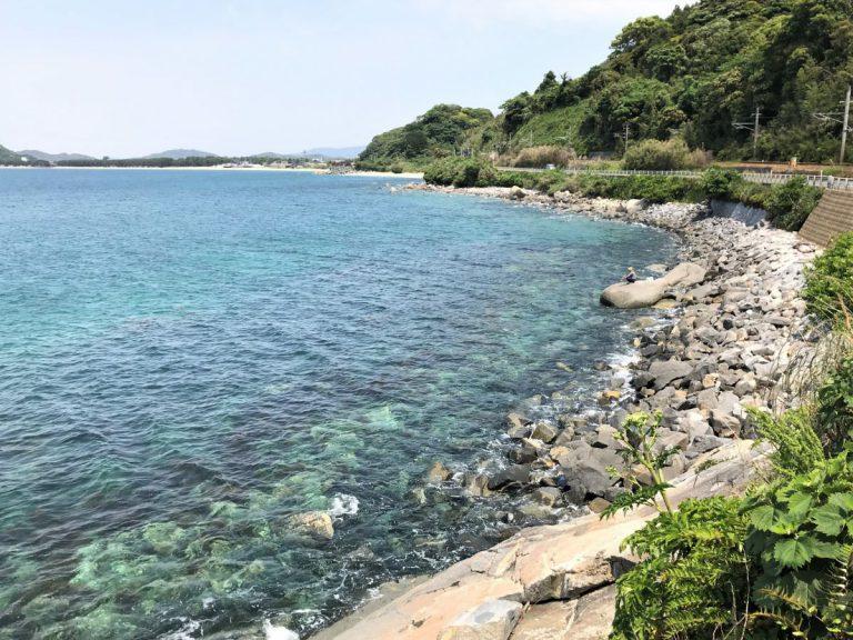 写真:糸島の海