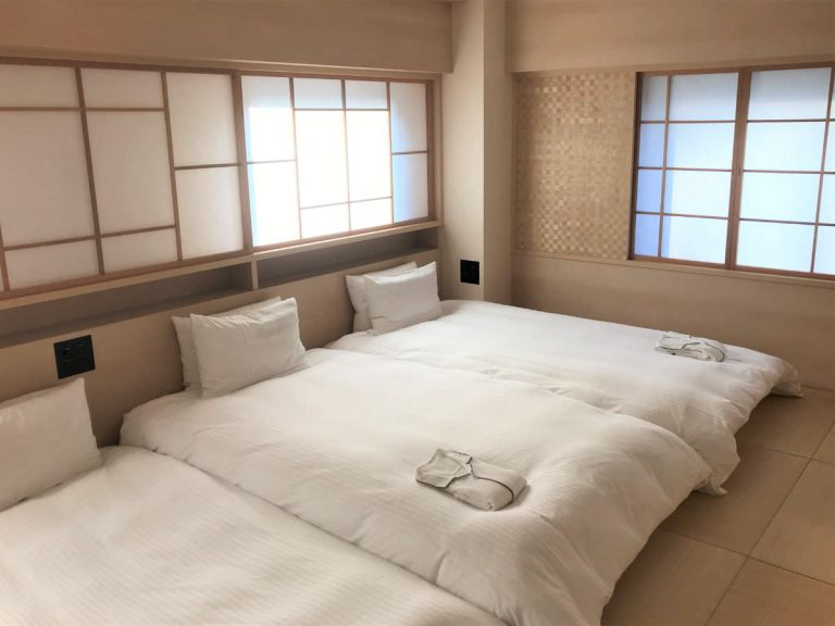 写真:リッチモンドホテル鹿児島金生町 タタミツイン