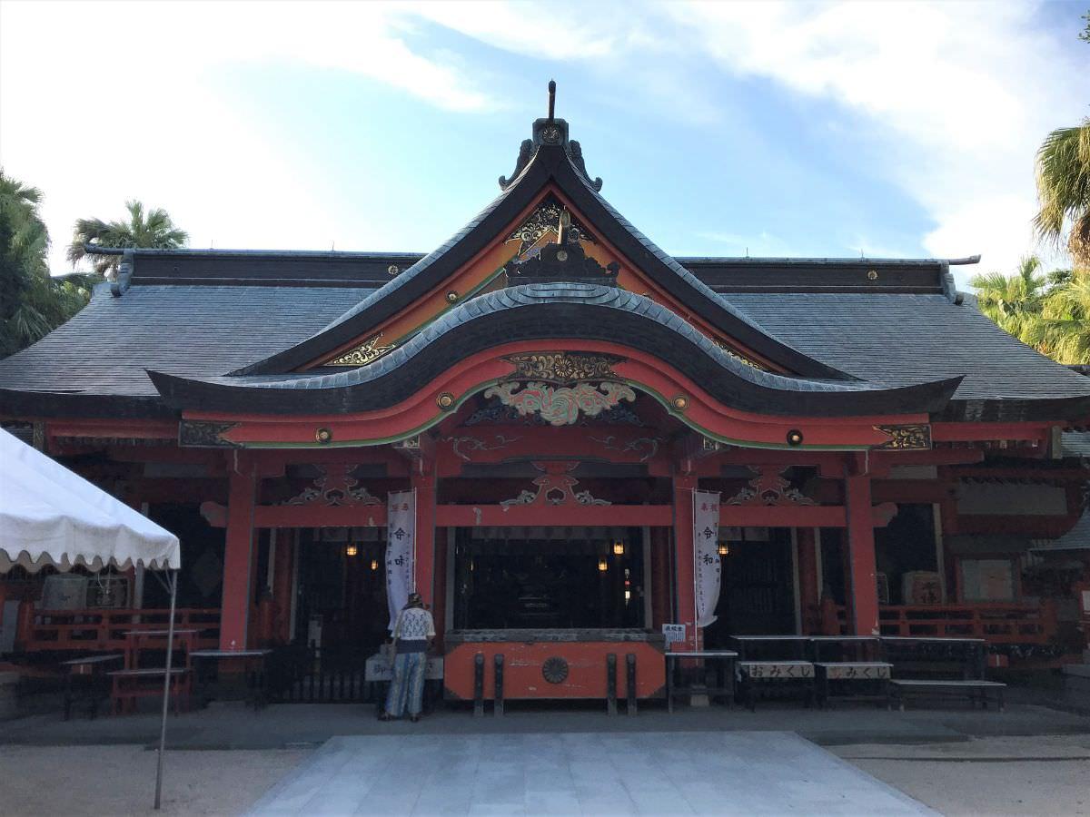 写真:宮崎 青島神社