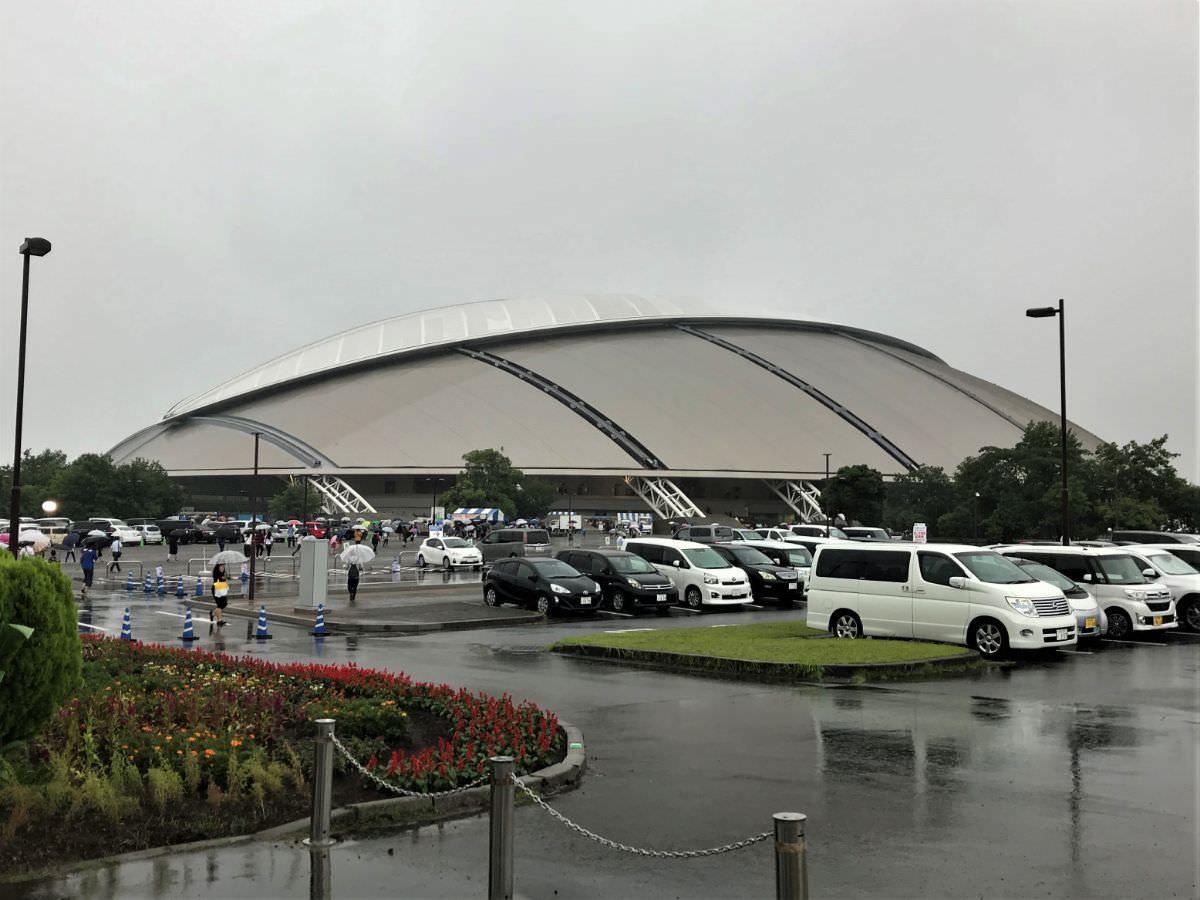 写真:昭和電工ドーム大分
