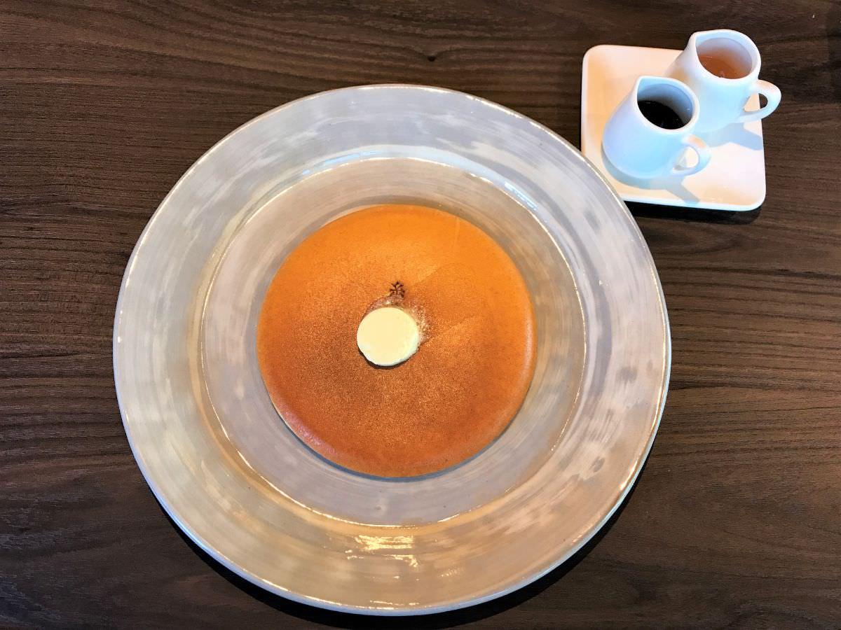 写真:糸島茶房 パンケーキ