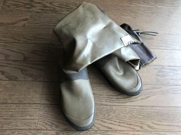 写真:日本野鳥の会のバードウォッチング長靴