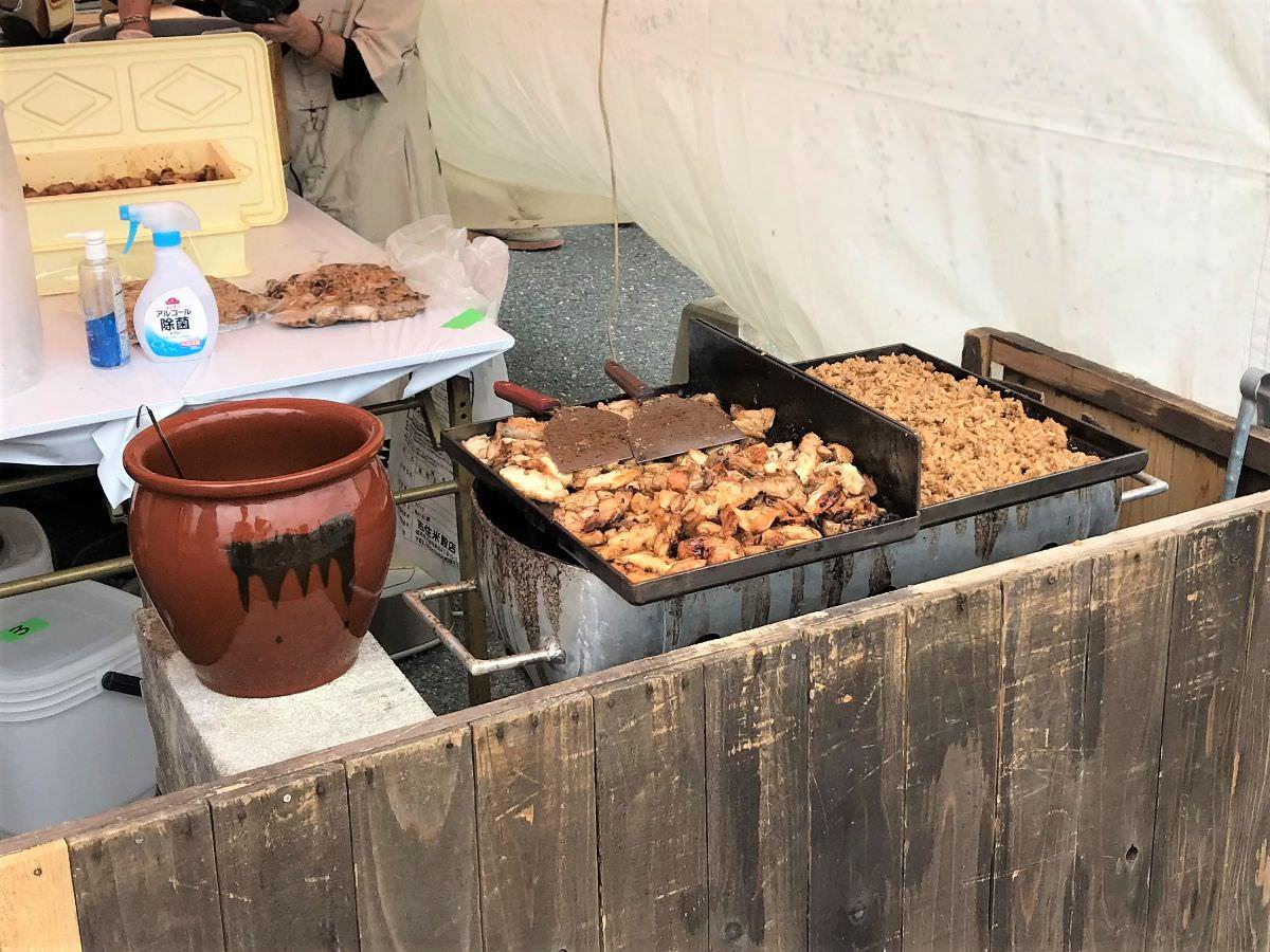 写真:糸島グルメグランプリ 鶏飯のお店