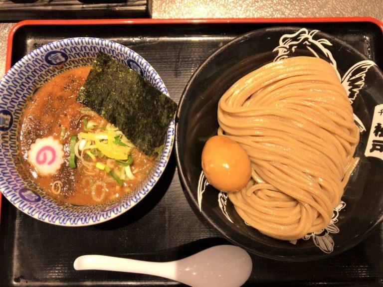 写真:松戸富田麺絆 濃厚つけめん