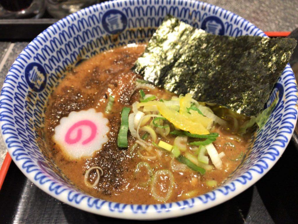 写真:松戸富田麺絆 濃厚つけ麺のつけだれ