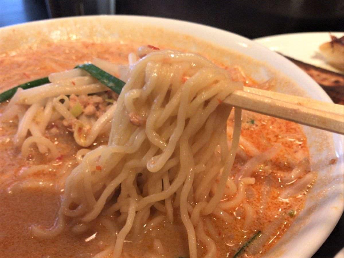 写真:東京 八重洲 泰興楼 担々麺