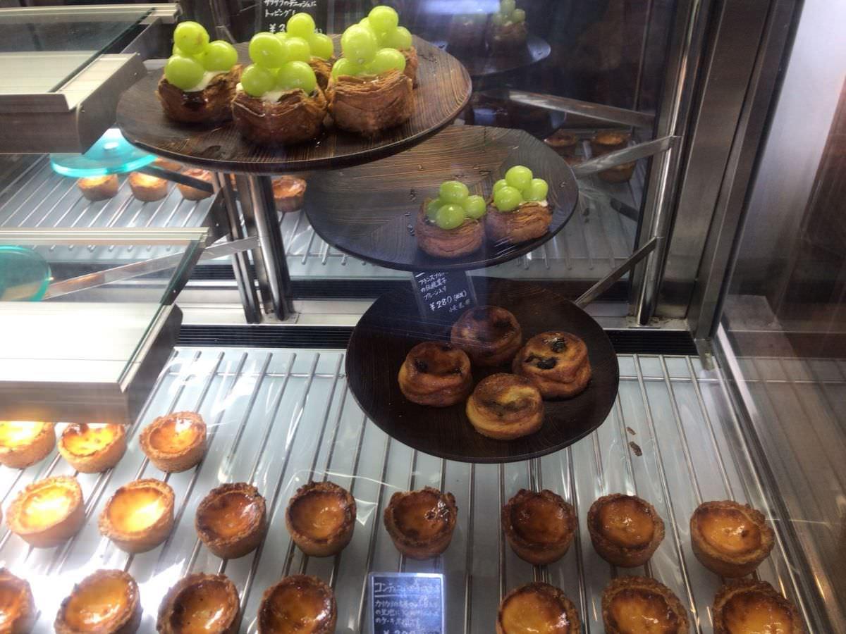 写真:福岡市西区 コンティニュー 店内のパン