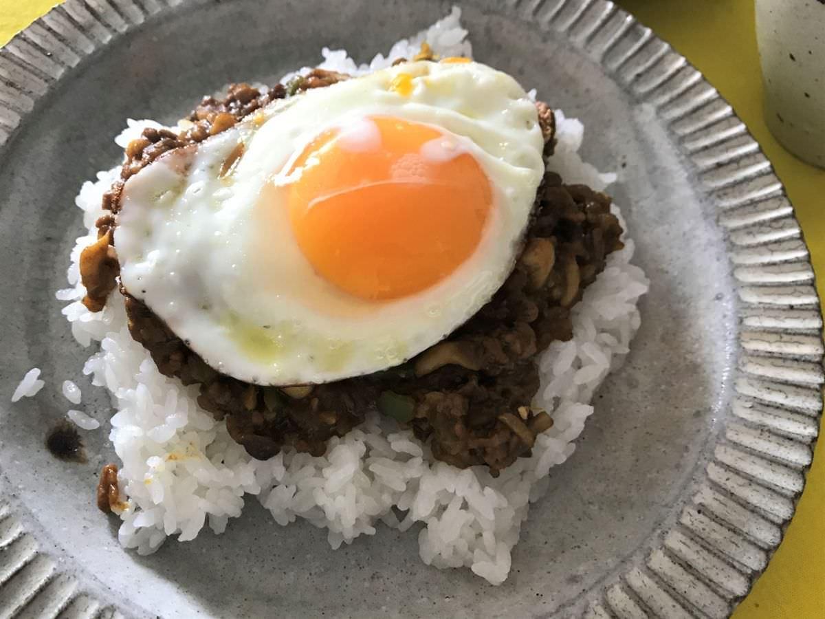 写真:きのう何食べた?ケンジのドライカレー