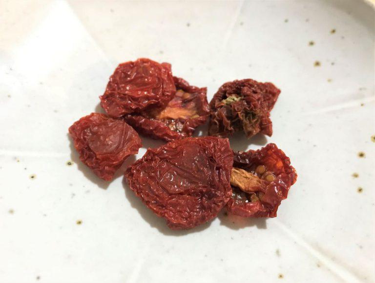 写真:糸島産ドライトマト(磯貝ファーム)