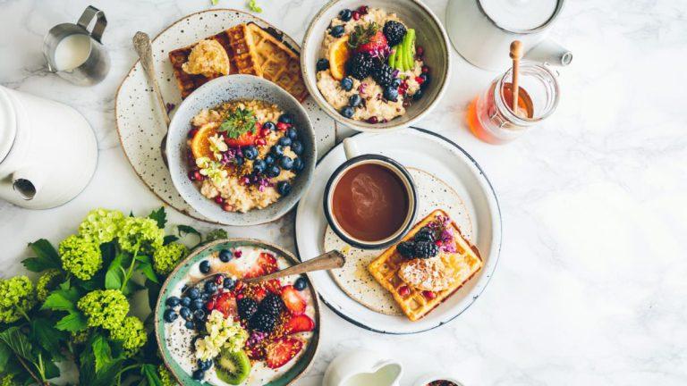 写真:おいしそうな食べ物イメージ