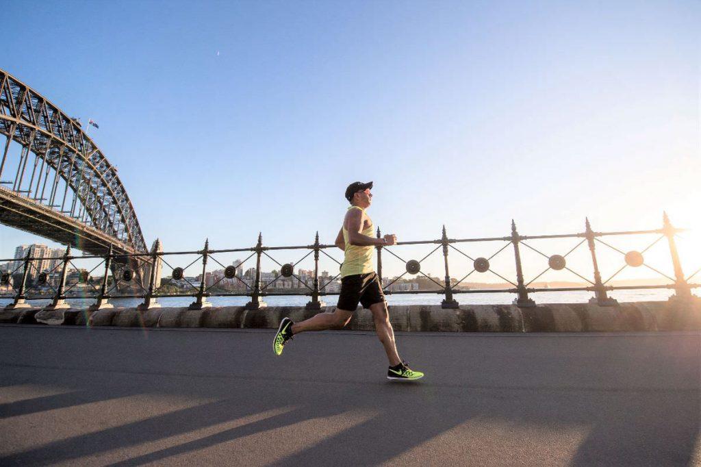 写真:ジョギングイメージ
