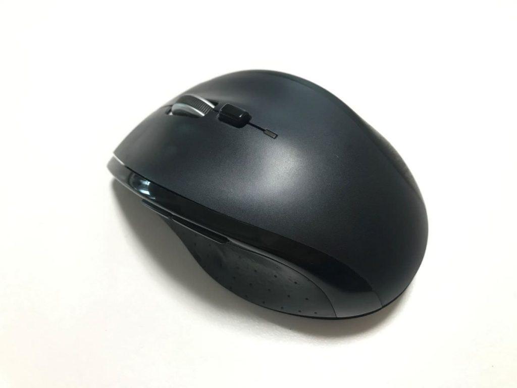 写真:いうことを聞かないマウス
