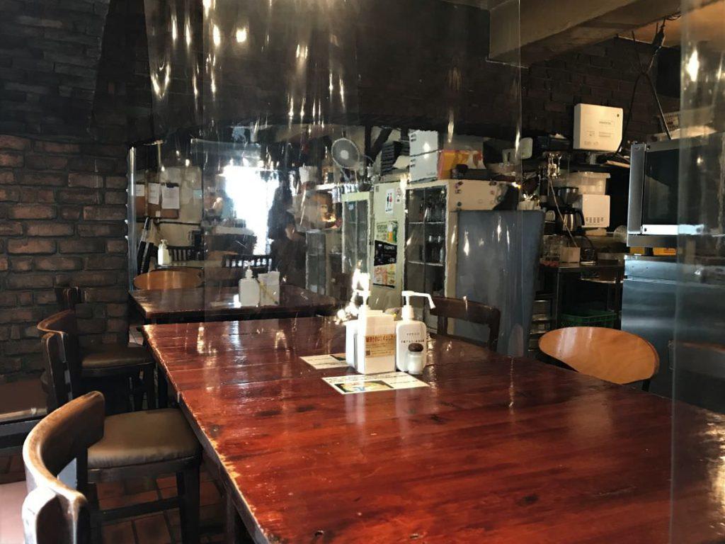 写真:東京代々木 ビストロひつじや 店内の様子