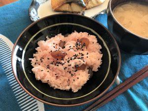 写真:北海道版お赤飯