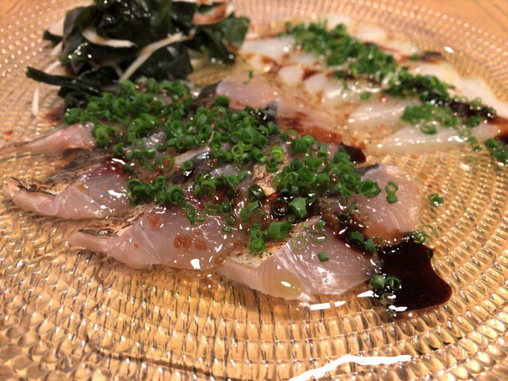 写真:福岡糸島noda カルパッチョ2種