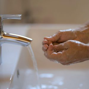 写真:手洗いイメージ