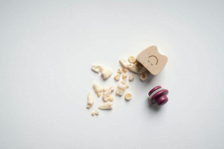 写真:歯のイメージ