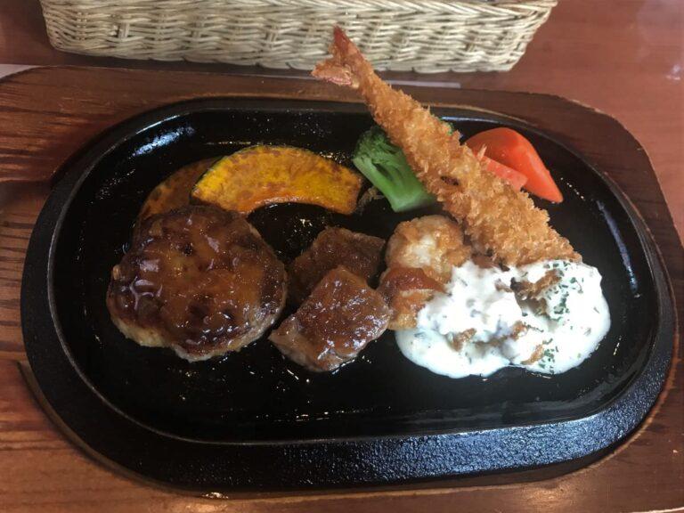 写真:福岡市西区 レストラン加里部 加里部ランチのメイン