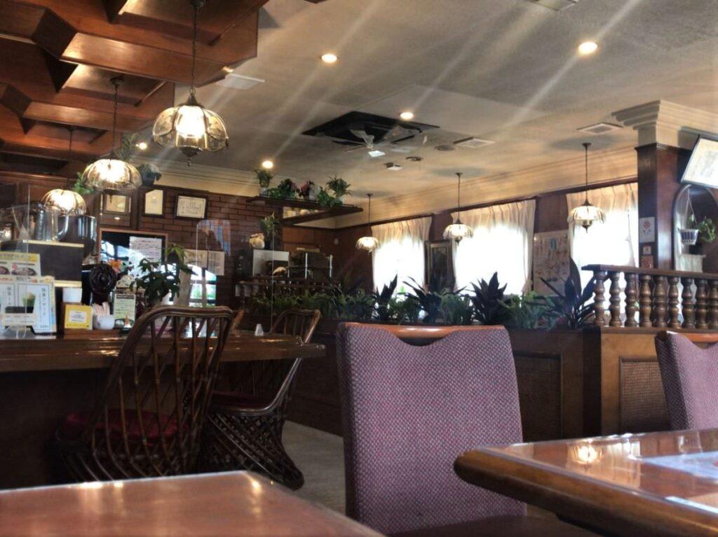 写真:福岡市西区 レストラン加里部 店内の様子