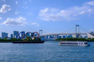 写真:東京オリンピックイメージ