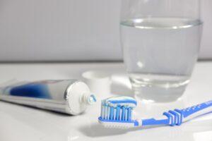 写真:歯磨きイメージ
