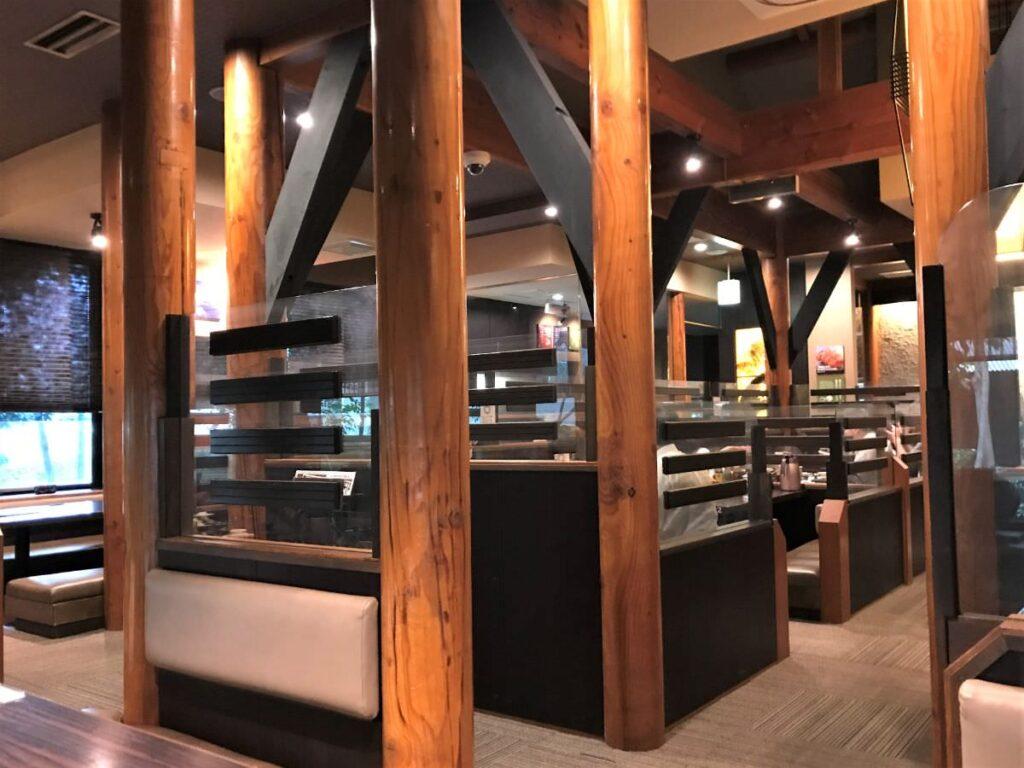 写真:熊本 勝烈亭 店内の様子