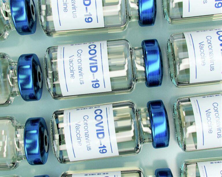 写真:コロナウイルスワクチンのイメージ