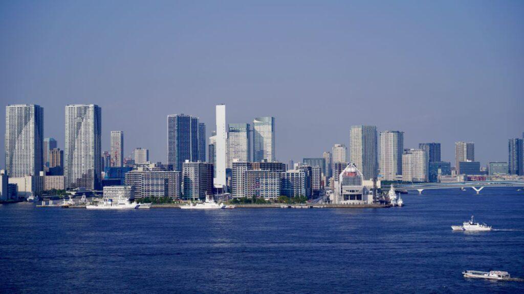 写真:東京晴海のイメージ
